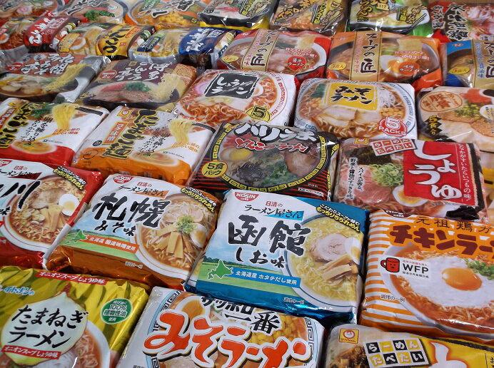 マツコ の 知ら ない 世界 袋 麺