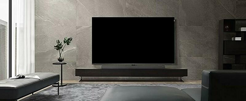 リビングに置く大画面テレビ